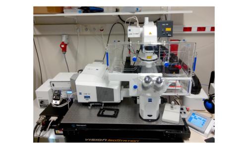 Microscope Confocal LSM780